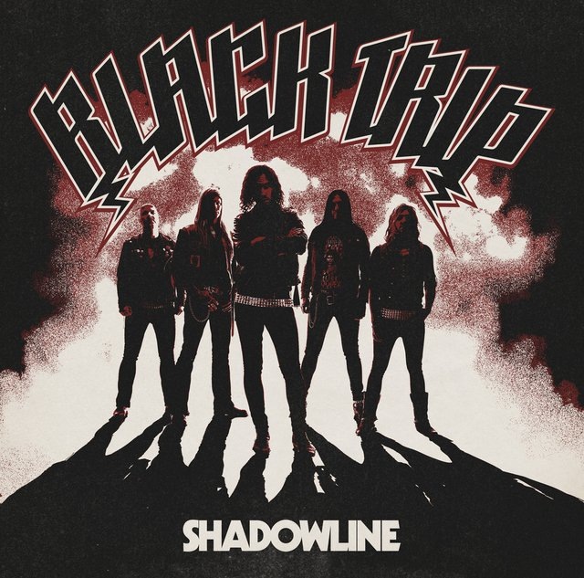 Black Trip - Shadow Line (Digipak)