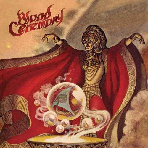 Blood Ceremony - Blood Ceremony - comprar online
