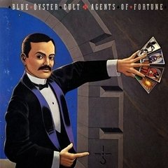 BLUE OYSTER CULT - AGENTS OF FORTUNE