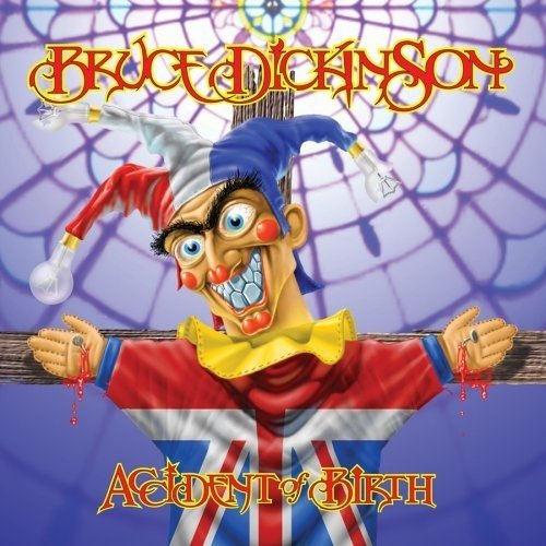 Bruce Dickinson - Accident of Birth (doble)