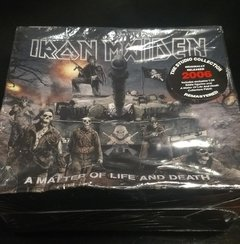 Iron Maiden  - A Matter of Life And Death (Leer descripción) en internet