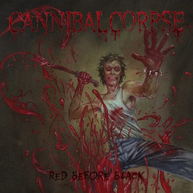 Cannibal Corpse - Red Before Black (Digipak)