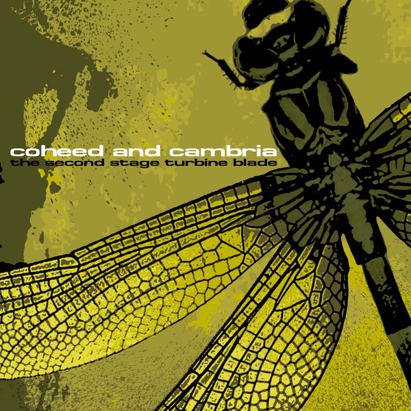 Coheed and Cambria - Second Stage Turbine Blade