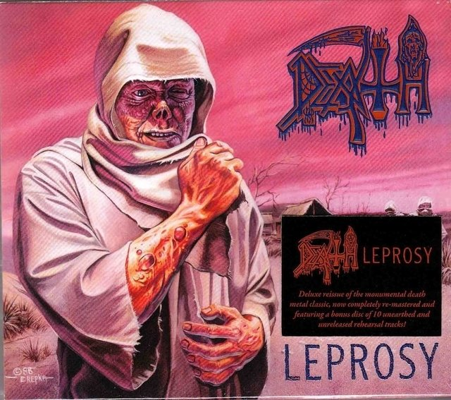 death - leprosy (Deluxe, 2 CDs)