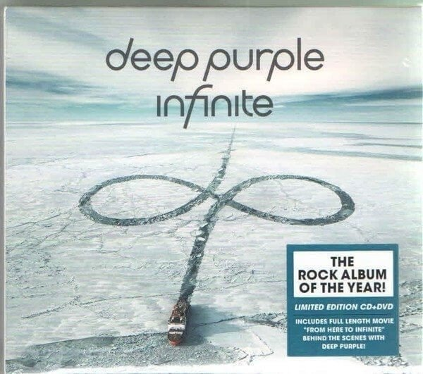 Deep Purple - Infinite (Digipak CD+DVD)