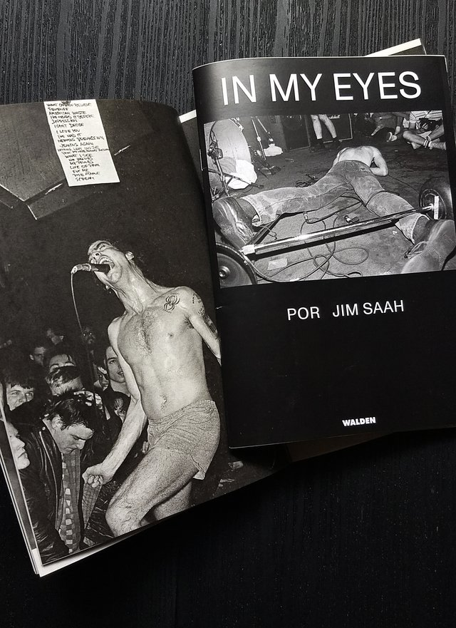 In my eyes, por Jim Saah - comprar online