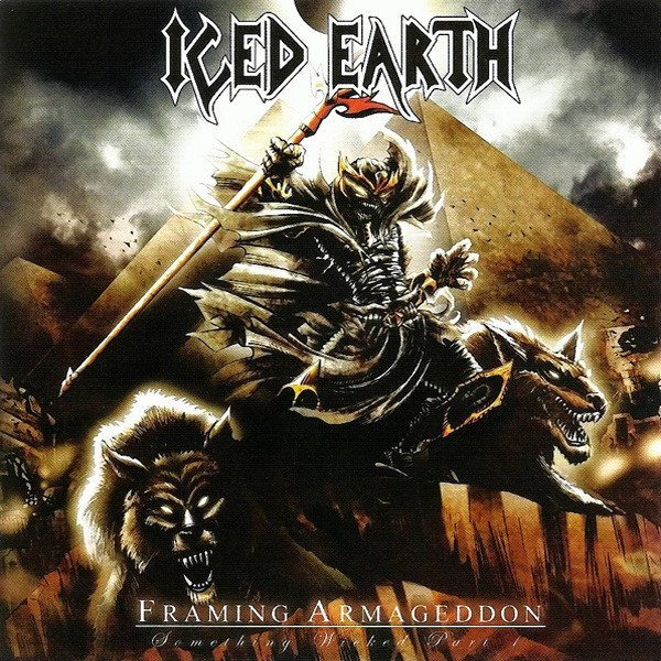 ICED EARTH - Framing armageddon (Something wicked)