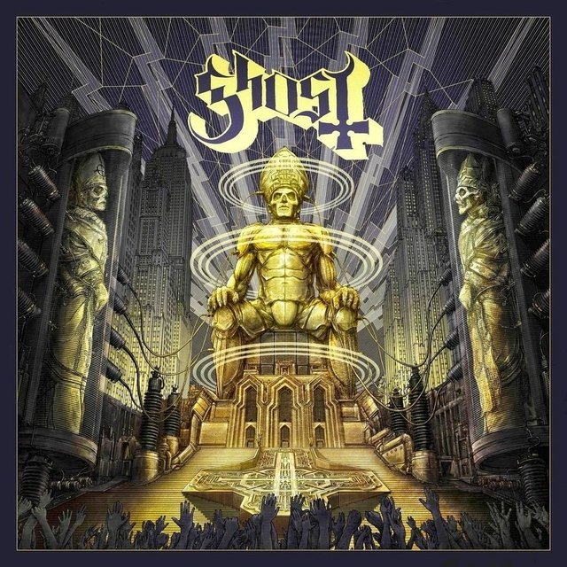 Ghost - Ceremony And Devotion (doble)