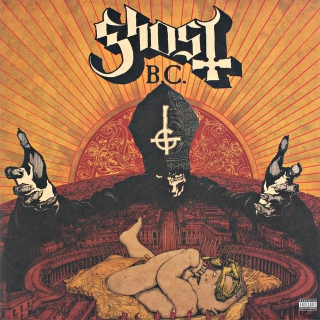 Ghost - Infestissumam (digipak)