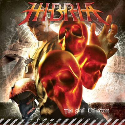 HIBRIA - The Skull Collectors