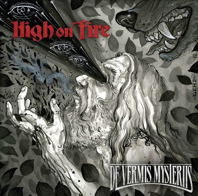 High Of Fire - The Vermis Mysteri