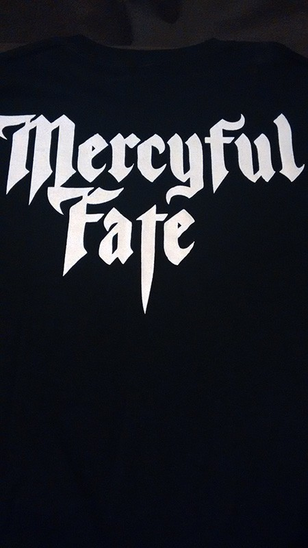 Remera Mercyful Fate - 9 en internet