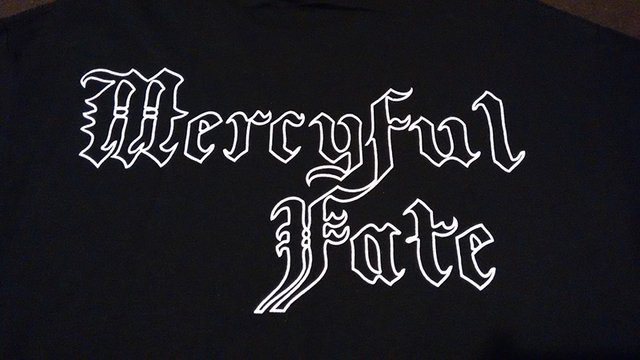 Remera Mercyful Fate - In the Shadows en internet