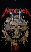 Remera Metallica - Club 2013