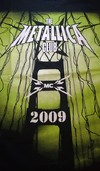 Remera Metallica - Modelo del Fan Club 2009