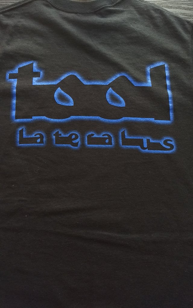 Remera Tool - Lateralus en internet
