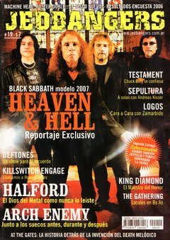 Jedbangers #019 Tapa Heaven and Hell