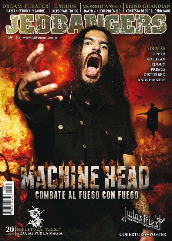 Jedbangers #055 Machine Head