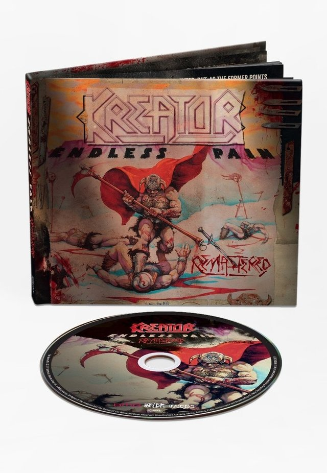 Kreator - Endless Pain (Digibook deluxe)