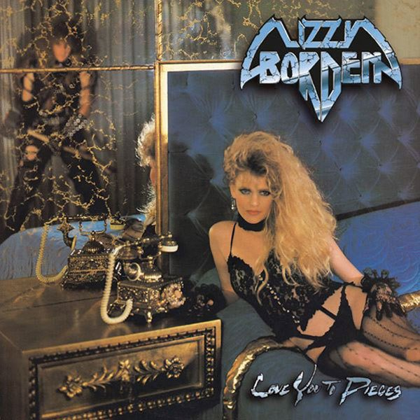 Lizzy Borden - Love you to Peaces