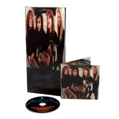 Metallica - The $5.98 EP - Garage Days Re-Revisited (LONG BOX, lenticular)