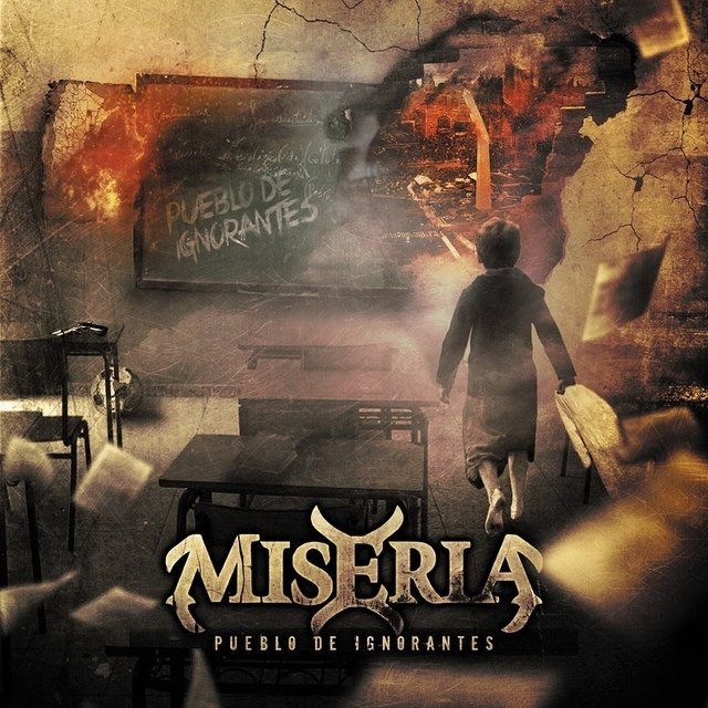 Miseria - Pueblo de ignorantes