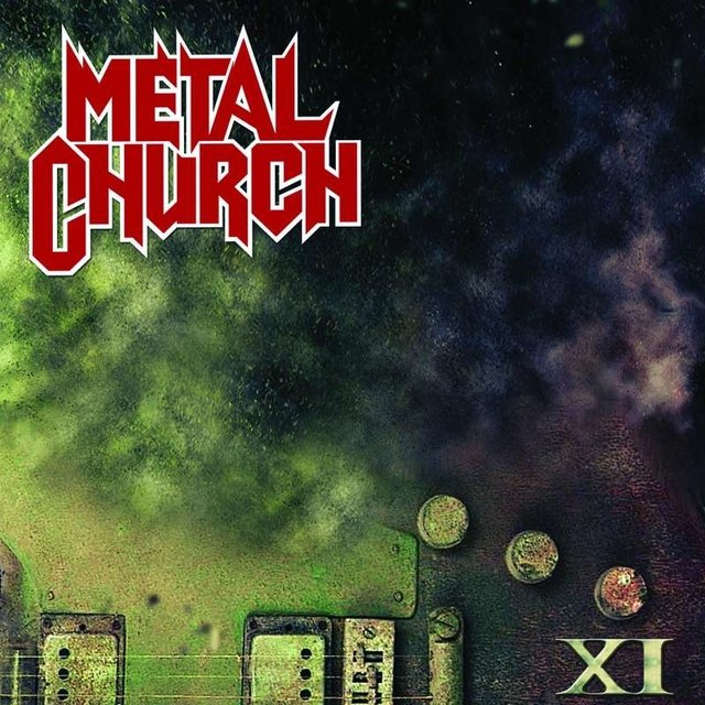 METAL CHURCH - XI - comprar online