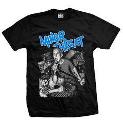 Remera MINOR THREAT Filler