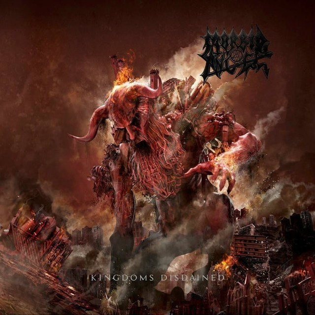 Morbid Angel - Kingdoms Disdained - comprar online