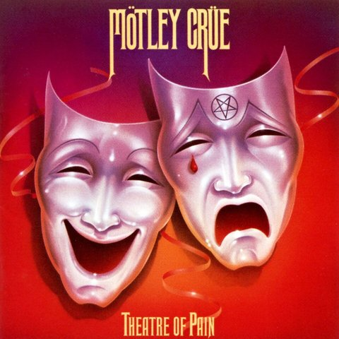 Motley Crue - Theater of pain