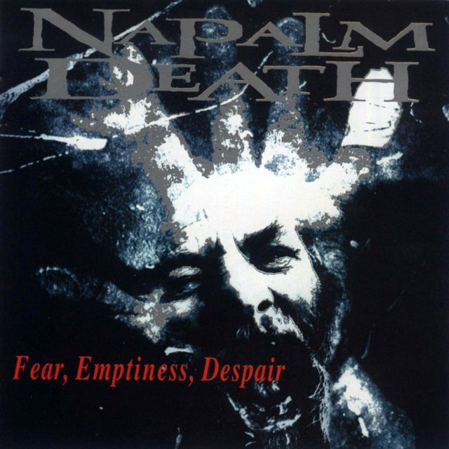 NAPALM DEATH - Fear Emptiness Despair