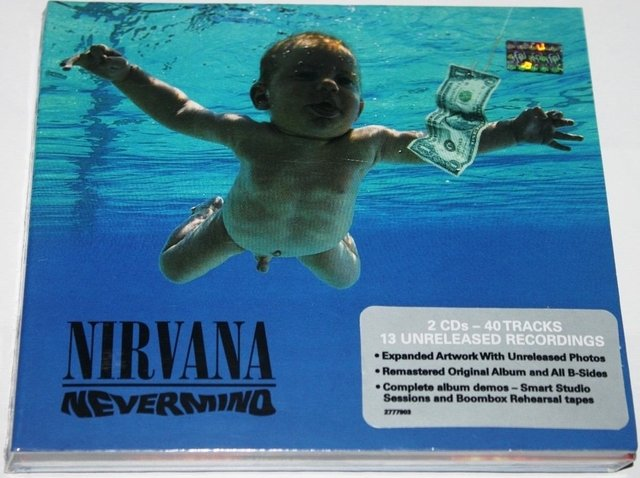 NIRVANA - Nevermind (20º Anniversary Deluxe Edition)