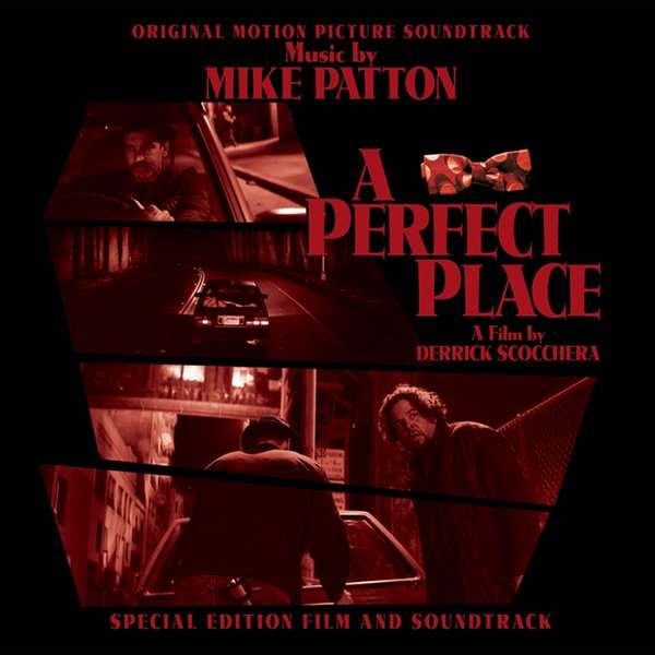 Mike Patton - A Perfect Place (Doble, Digipak)