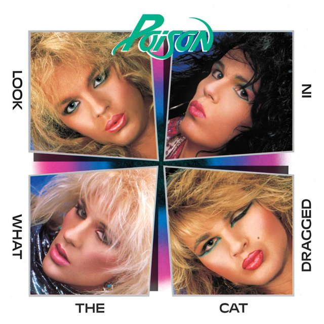 Poison - Look what the cat dragged in - comprar online