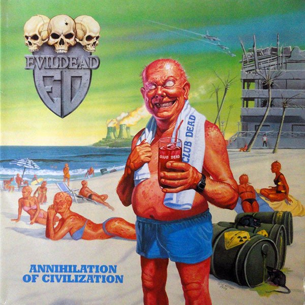 EVIL DEAD - Annihilation of civilization