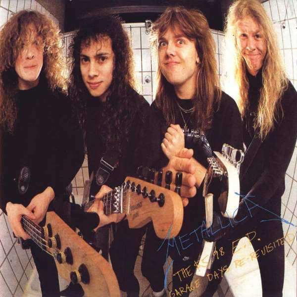 Metallica - The $5.98 EP – Garage Days Re-Revisited (Remaster)