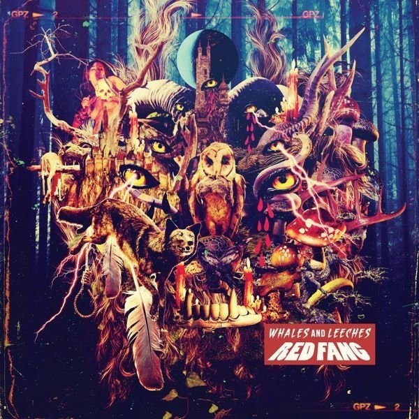 Red Fang - Whales & Leeches (Digipak)
