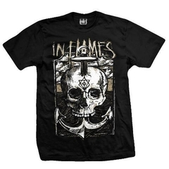 "Remera In Flames ""Sailor"""
