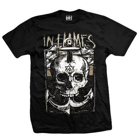 Remera In Flames