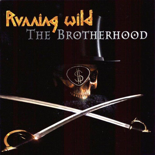 Running Wild - The Brotherhood - comprar online