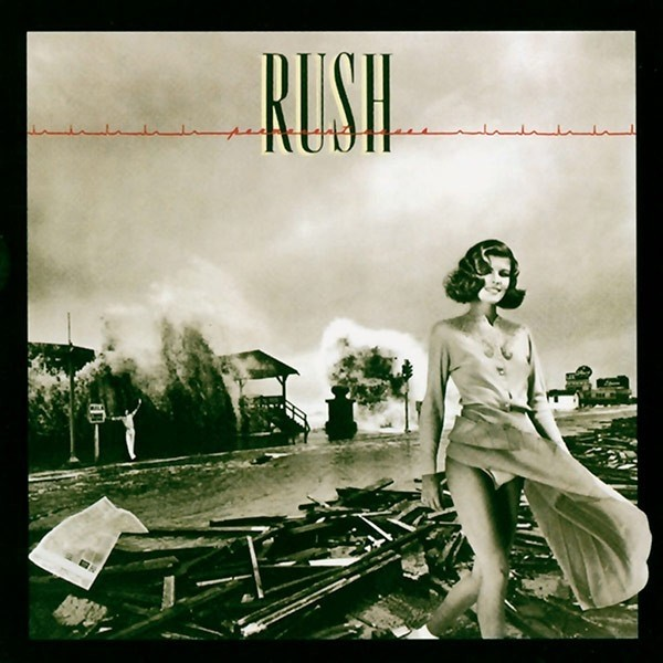 RUSH - PERMANENT WAVES