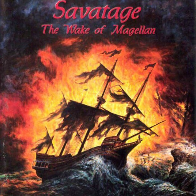 Savatage - The Wake Of Magellan - comprar online