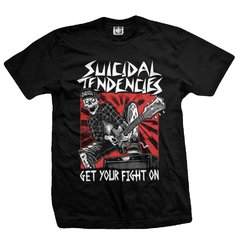 Remera SUICIDAL TENDENCIES - Fight On