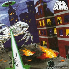 GAMA BOMB - SURVIVAL OF THE FASTEST