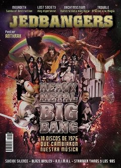 Jedbangers #103  El Big Bang del Heavy Metal