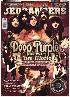 Jedbangers #065 Tapa Deep Purple