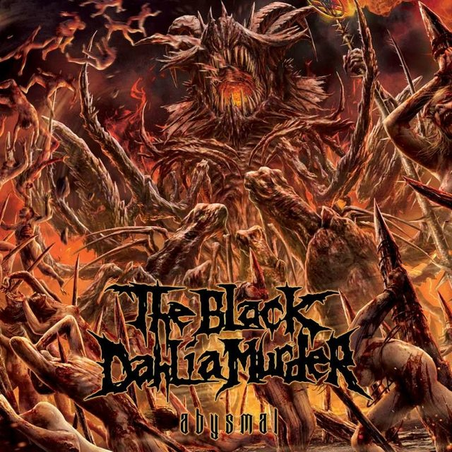 THE BLACK DAHLIA MURDER - Abysma