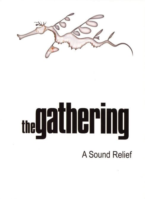 The Gathering - A Sound Relief DVD Doble