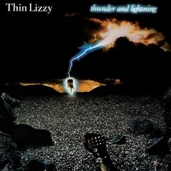 Thin Lizzy - Thunder and Lightning - comprar online