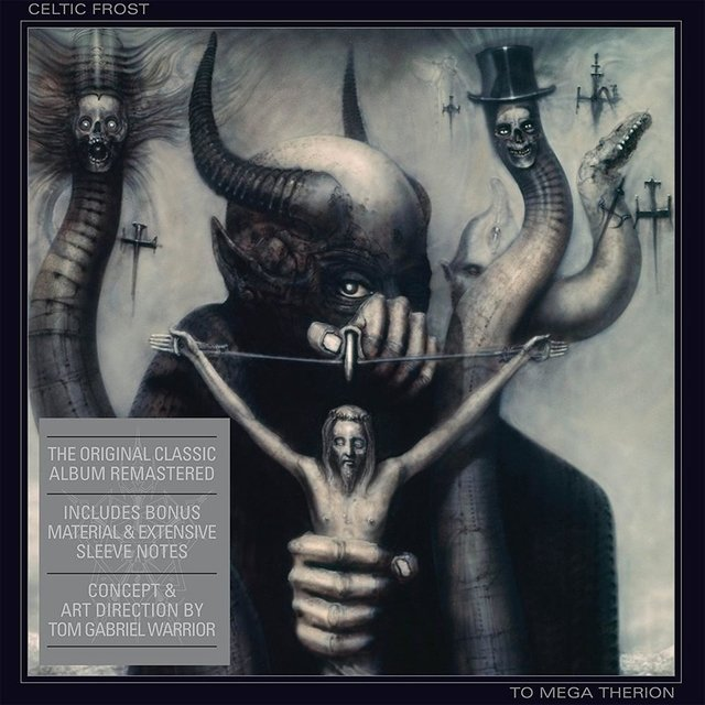 Celtic Frost - To Mega Therion (Deluxe) - comprar online